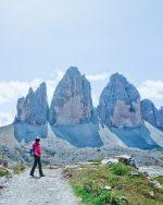 Tre Cime di Lavaredo | Dolomiti, Italija