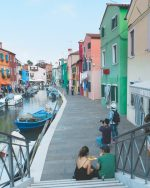 Colorful houses of Burano | Venice, Italy