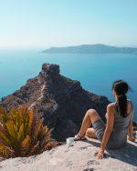 Najlepši sprehod na Santoriniju | Santorini, Grčija