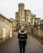 Pri kraljici na čaju | Grad Windsor, Anglija