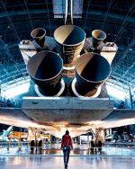 O vesoljskih ladjah in nadzvočnih potniških letalih | Washington D.C