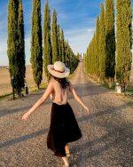 Video potep po čudoviti Toskani | Italija